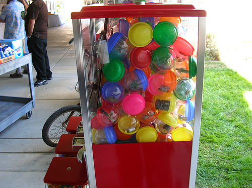 Gum Machine