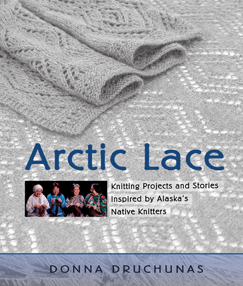 Arcticlace Cover
