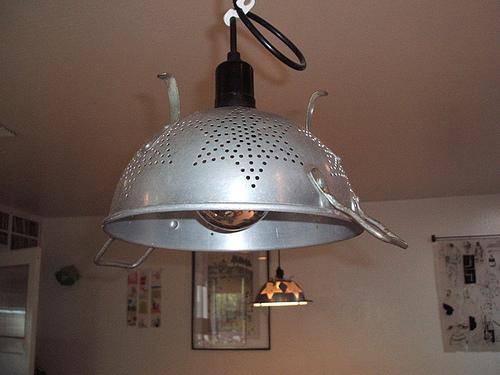 Colanderlamp