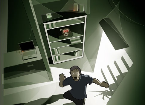 Haunted Main 485