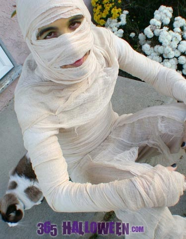 Mummy-Costume