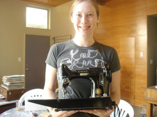 Arwen Sewingmachine