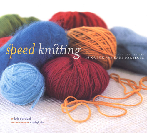 Speedknitting Cover