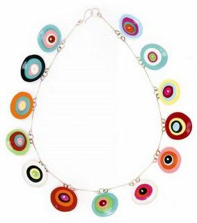 Tupperware Necklace