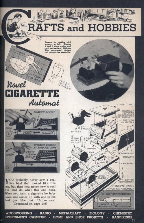 Xlg Cigarette Automat 0