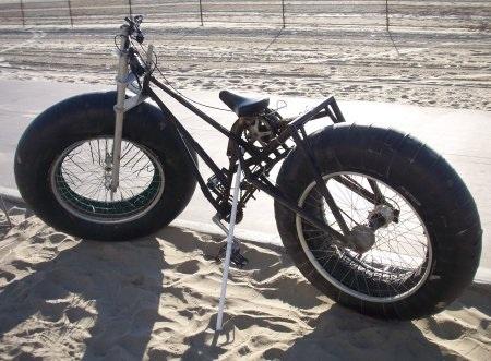 Custom Beach Bike