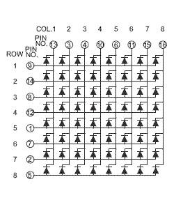 Ledm88G Circuit