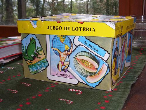 Loteriabox