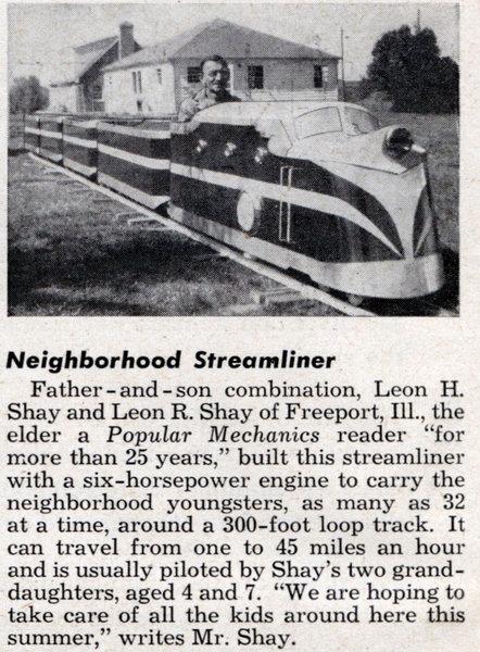 Lrg Streamliner