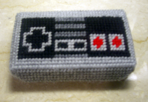 Needlepoint Case