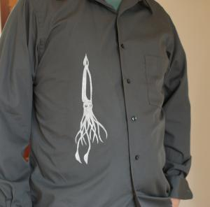 More Freezer Paper Shirts | Make: