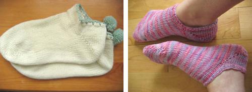 Alison Spring Socks
