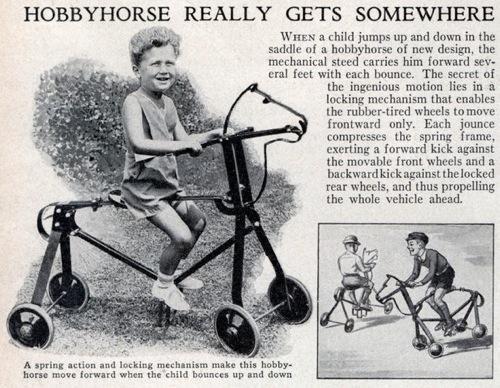 Med Hobbyhorse