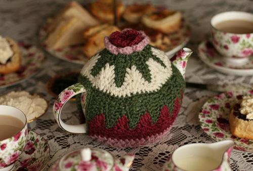Crochet Tea Cozy Pattern Make