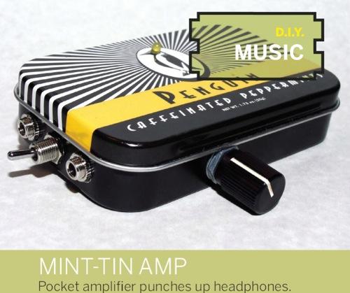 Mint-Tin Amp