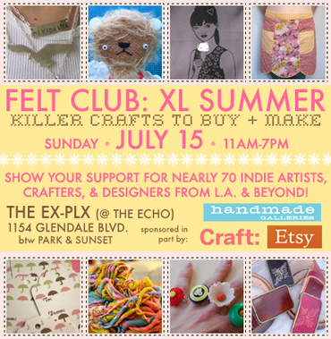 Feltclubvendors July