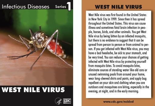 CDC-Disease cards | Make: