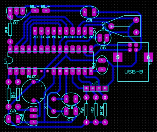 HOW TO - Make your own USB LCD controller | Make: