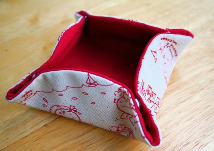 Fabric Box 2