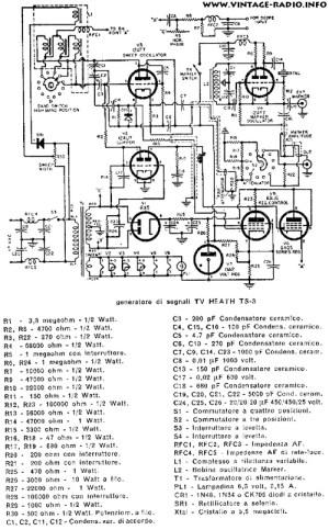 Heathkit schematic diagram archive | Make: