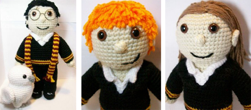 Potter – Page 3 – Amigurumi Patterns | 220x500
