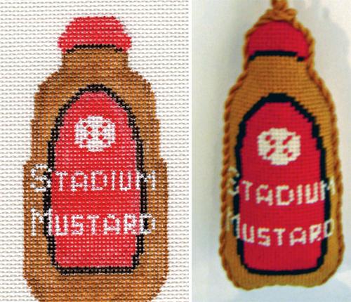 Stadiummustard