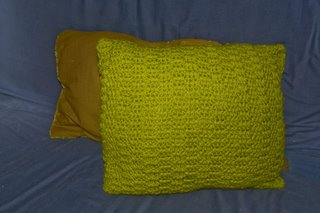 Crochetpillow