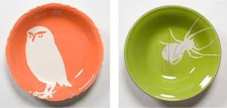 Sarah-Cihat-Owl-Spider-Bowls