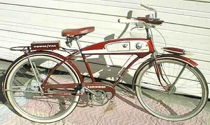 1957 Huffy Radio Bike 1
