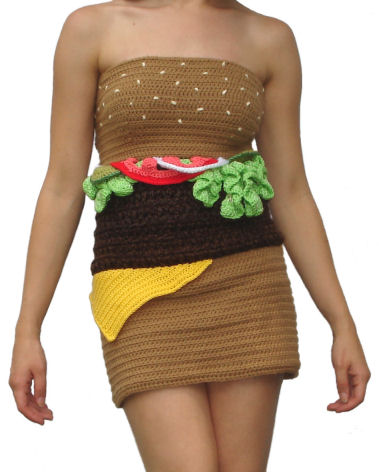 Lores Hamburgerdress(Front)