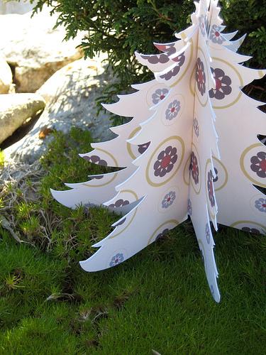 Paperxmastree