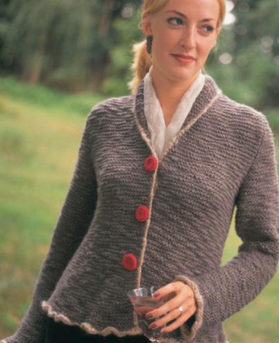 Knitrusticjacket
