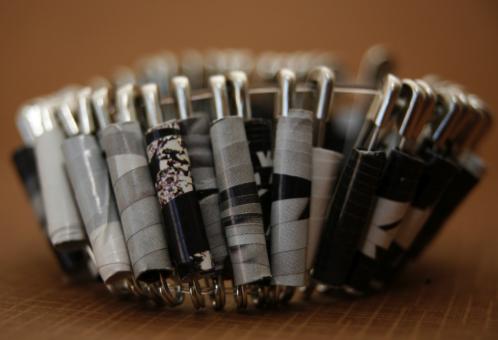 Paperbeadbracelet