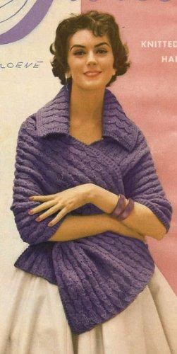 Adagio Shawl Free Pattern | Make: