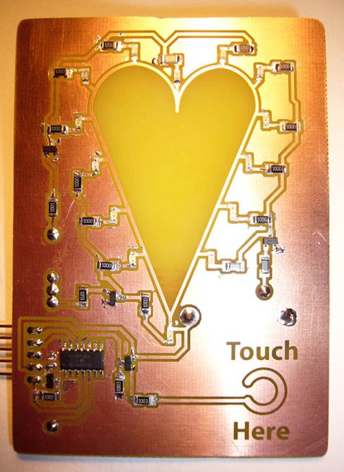 Valentine Led Circuit