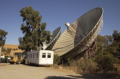 Antenna Bush