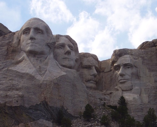 Mountrushmore Monument