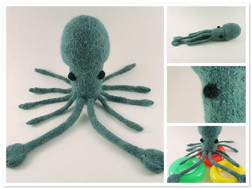 shoney the squid