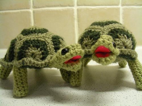 Tortoisesfacing