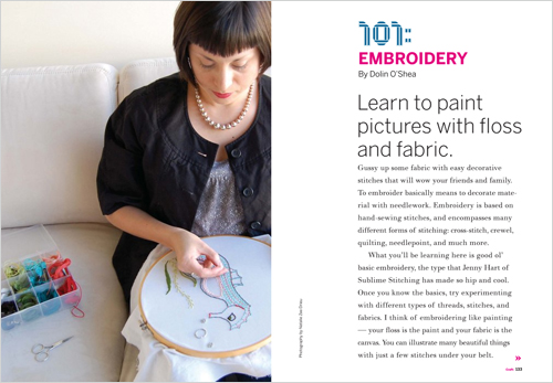 101Embroidery Dolin