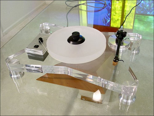 Acrylic Turntable