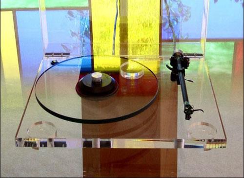 Acrylic Turntable2-1