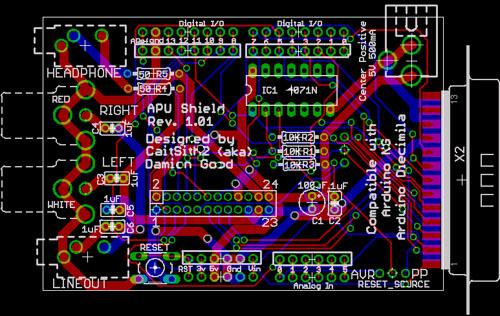 Arduino Snes