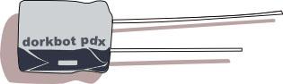 Dorkbotpdx Logo