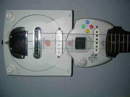 Dreamcast Guitar