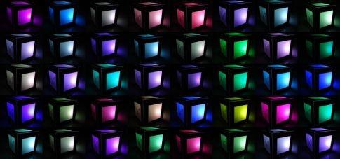 Mood Cube Rnd