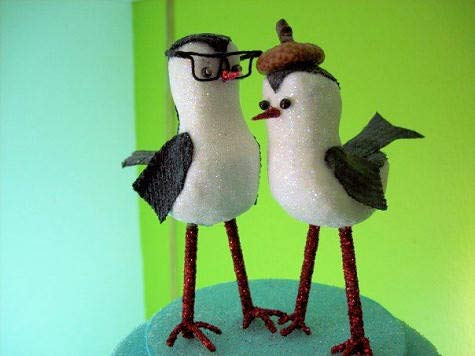 Penguinweddingtoppers
