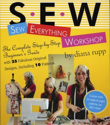 sew everything workshop cover