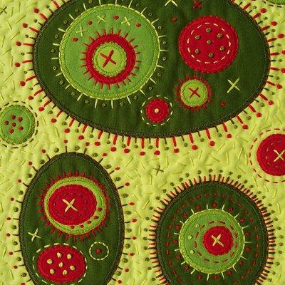 space spore quilt