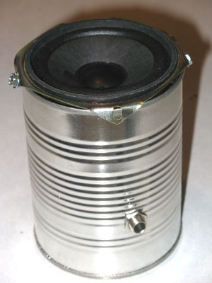 Tin Can Amp